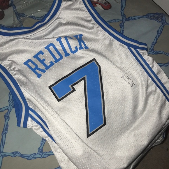 uk availability 75cdf 058f7 cheap jj redick magic jersey 396cc 57432